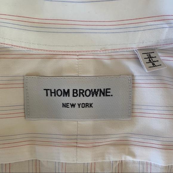 Thom Browne Other - Thom Browne Striped Shirt